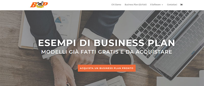 Business Plan Esempio